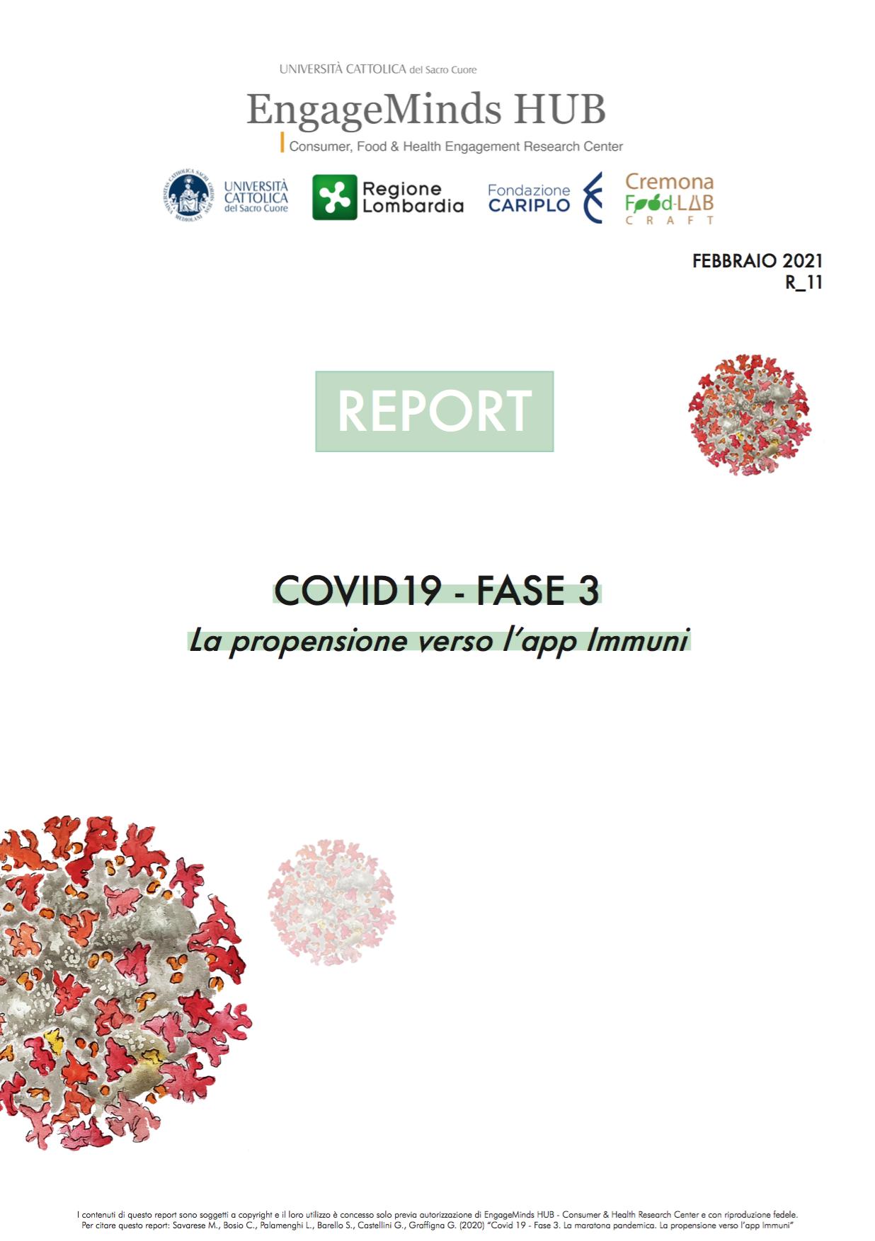 COVID19 - FASE 3