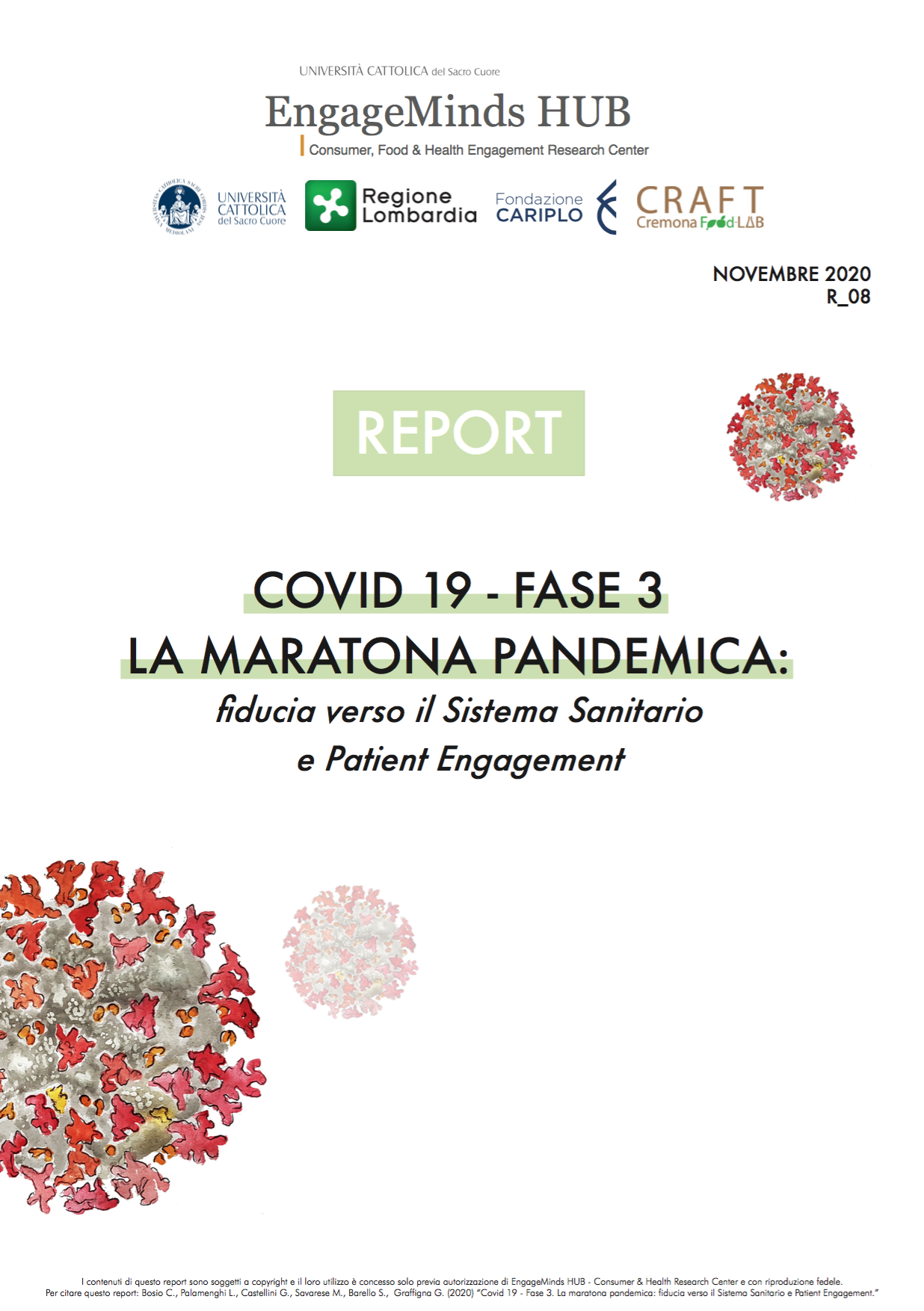 COVID - 19 - FASE 3. LA MARATONA PANDEMICA