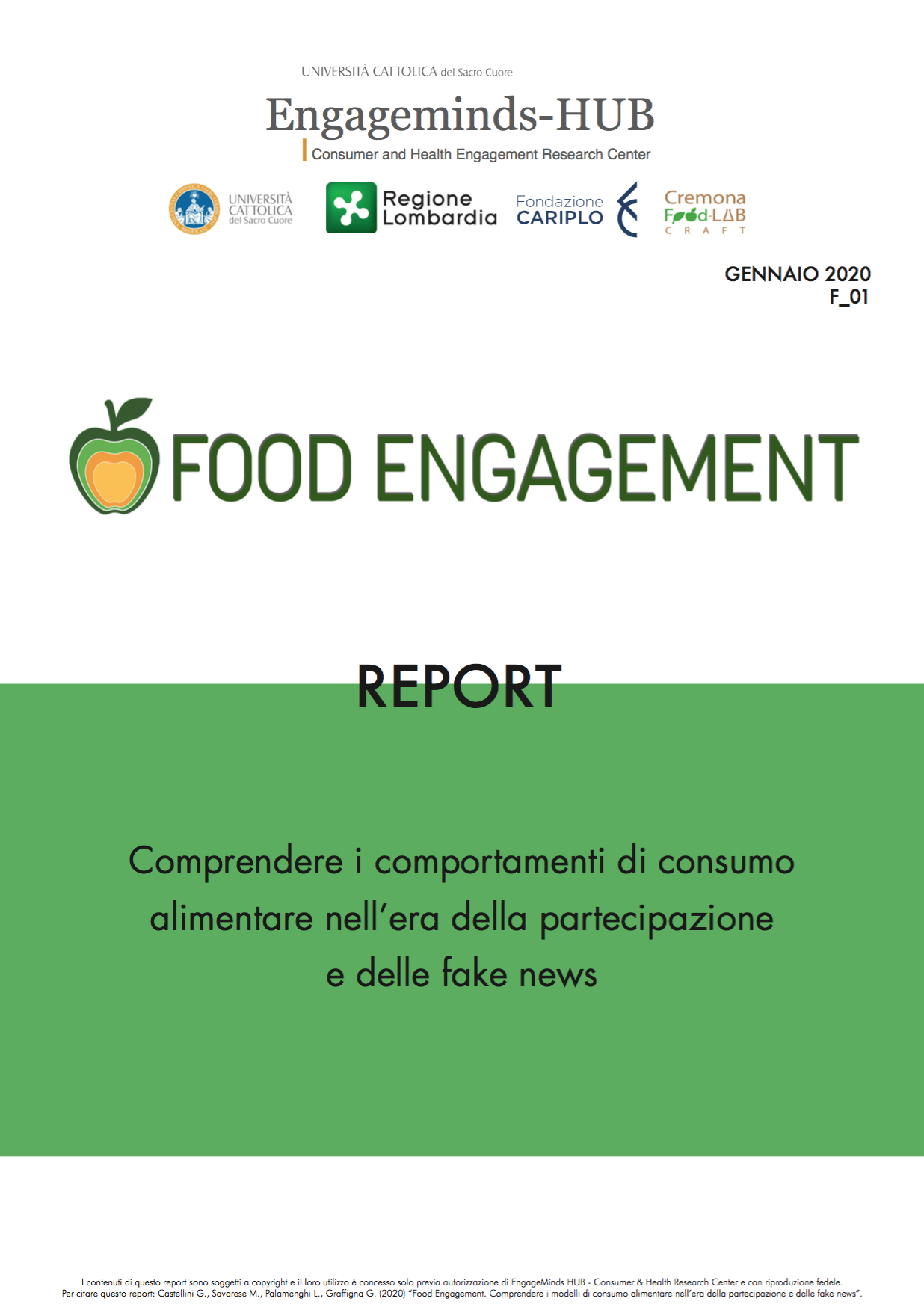 FOOD ENGAGEMENT