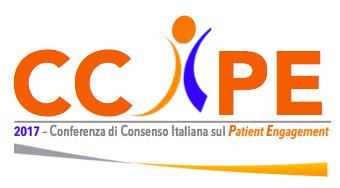 Consensus Conference – Patient Engagement