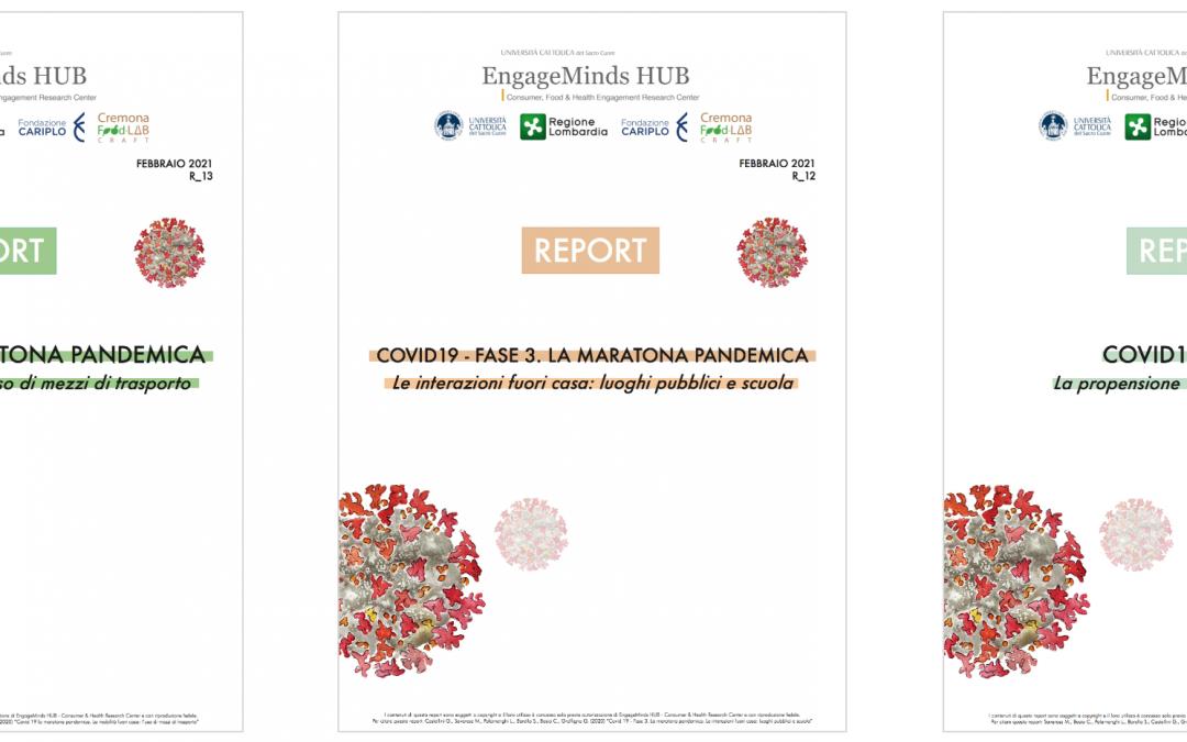 Dalla pandemia, un Monitor continuativo per studiare i comportamenti degli italiani anche oltre Covid-19